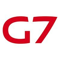 """G7 <img src=""""https://www.lesglobesdutaxi.fr/wp-content/uploads/2020/02/1024px-Twitter_Verified_Badge.svg.png"""" width=""""15""""/>"""